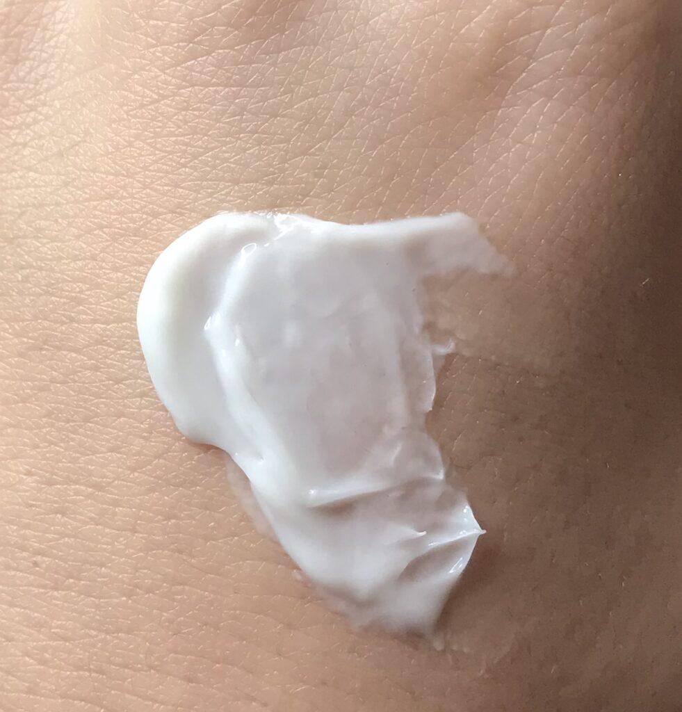So bio Etic - texture crema gel idratante e riequilibrante