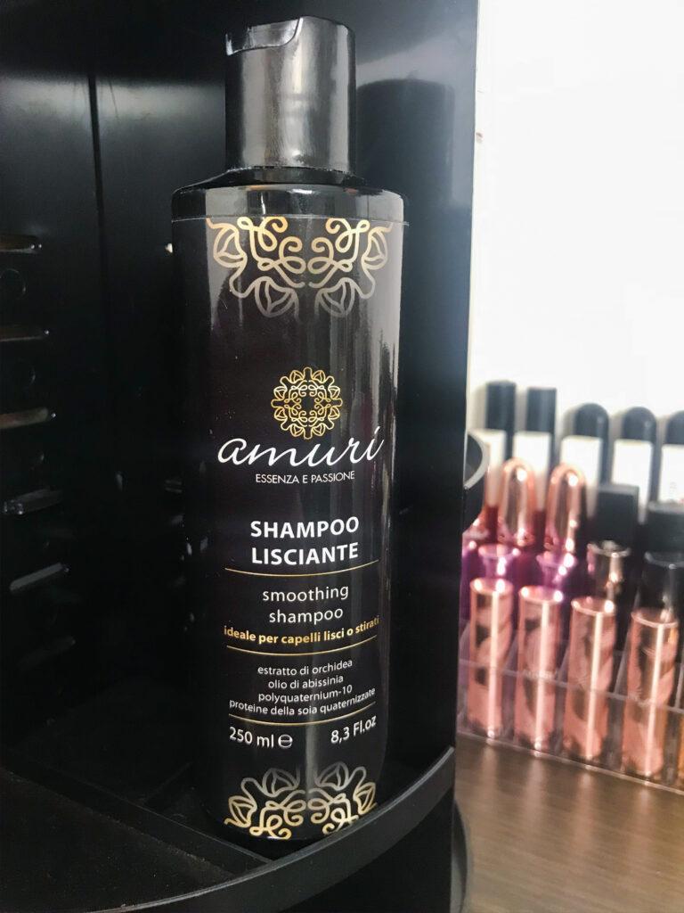 Amuri - Shampoo Lisciante