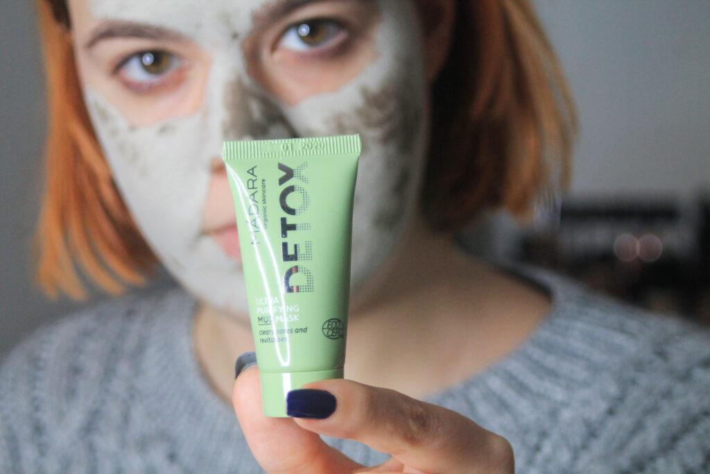 Madara - Ultra Puryfing Mud Mask