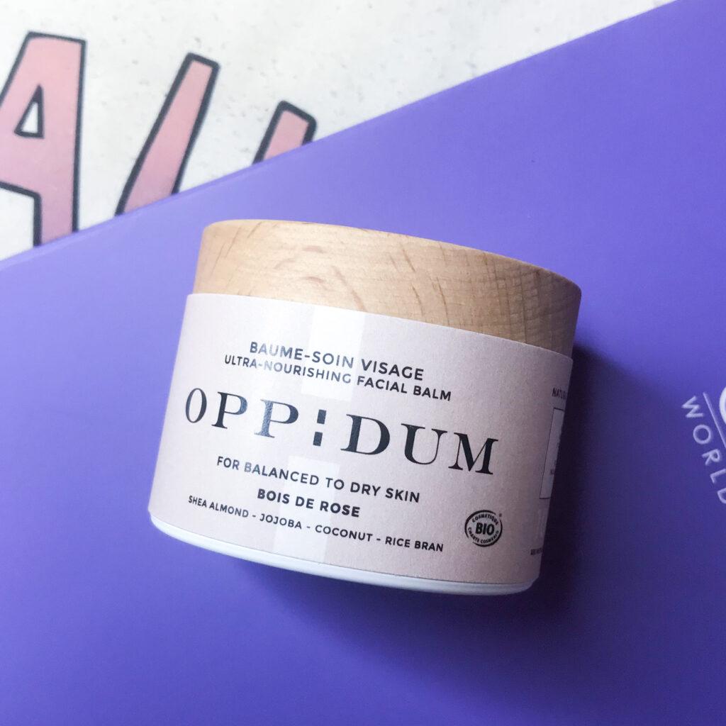 Oppidum - Balsamo viso alla rosa