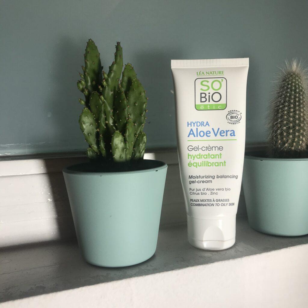 So Bio Etic - Gel crema idrante e riequilibrante