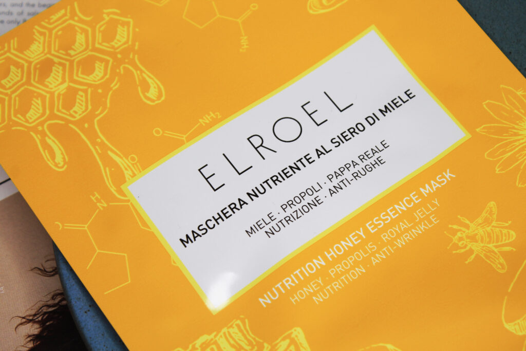 Elroel - Essence Honey Mask
