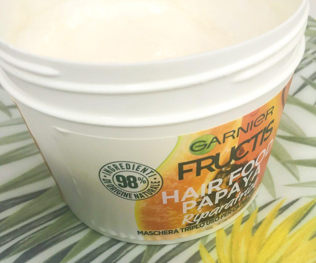 Garnier - Hair food alla papaya
