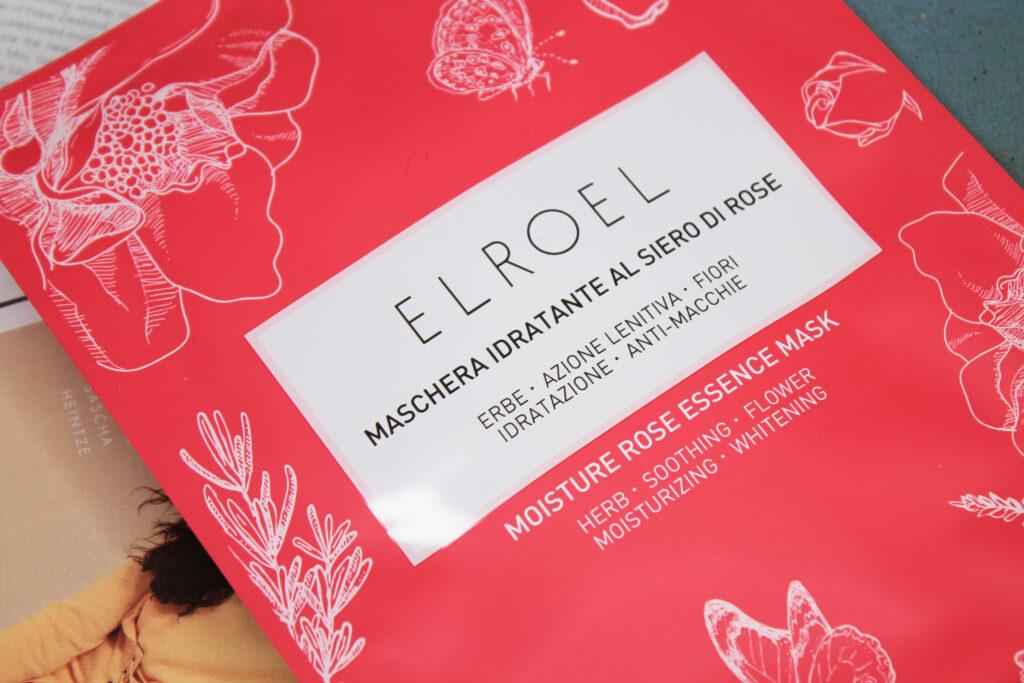 Elroel - Essence Rose Mask