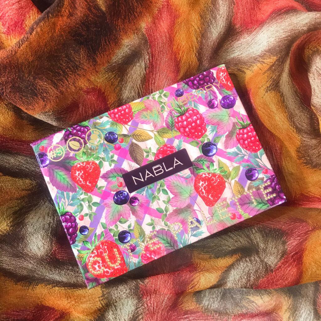 wild berry - nabla - pack esterno