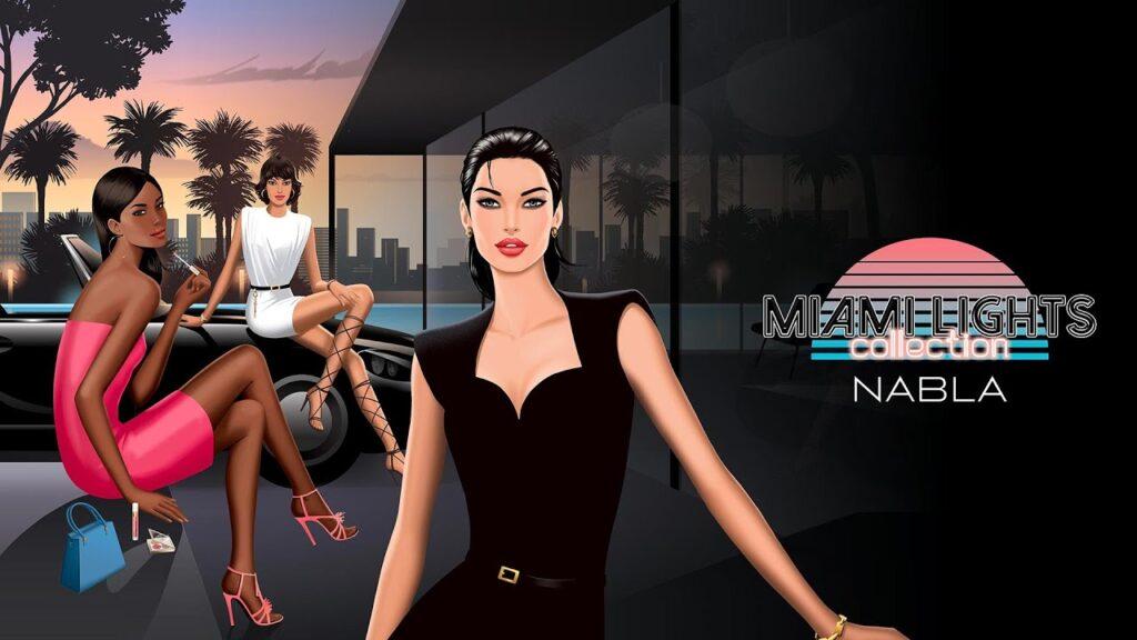 Collezione Miami Lights di Nabla: prime impressioni e swatch