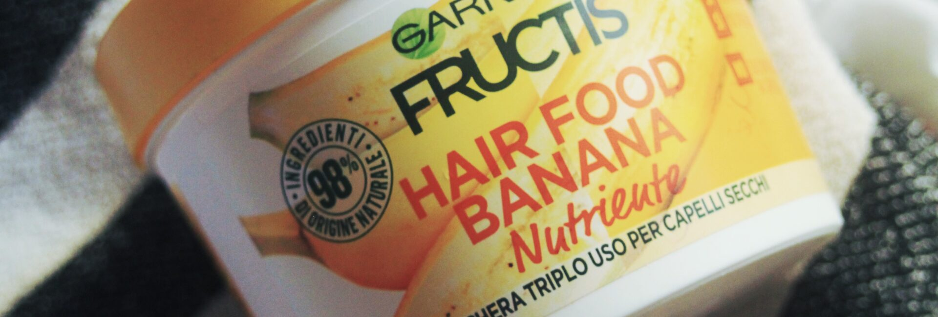 Hair food banana garnier