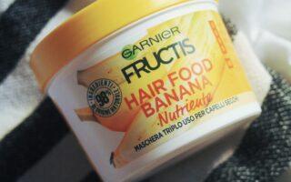 Hair food banana garnier