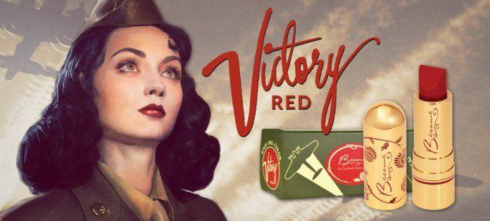 victory red - pregiudizi rossetto