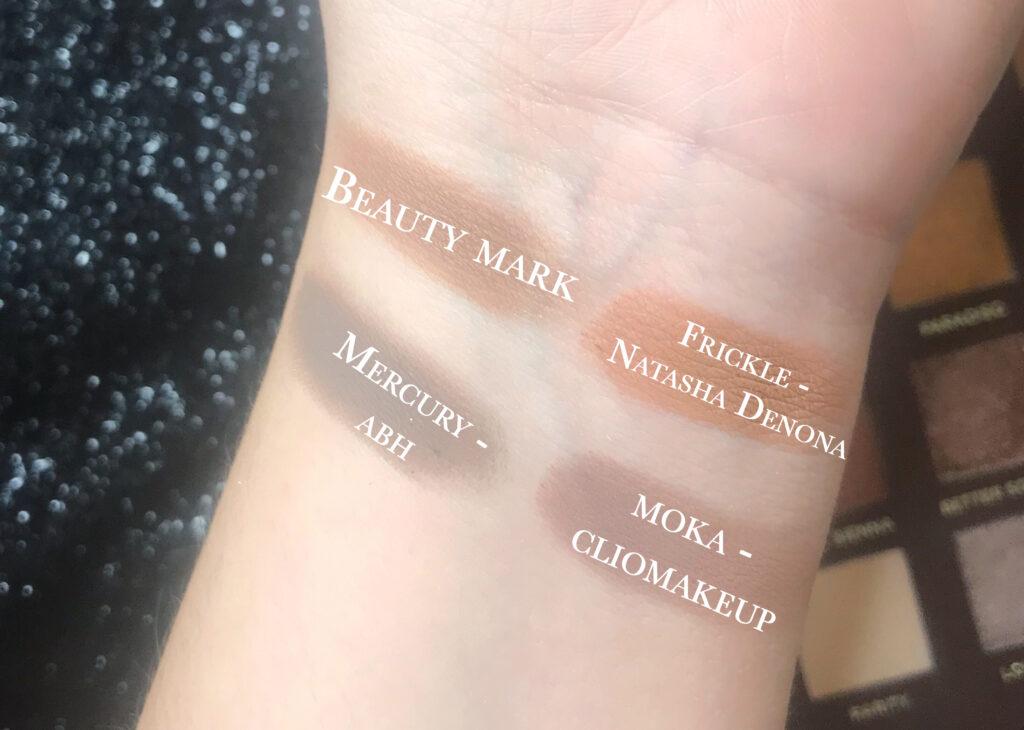 beauty mark comparazioni - sidebyside nabla
