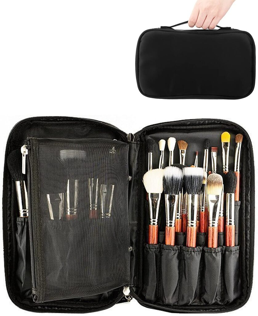 borsa porta pennelli - amazon - idee regalo makeup artist